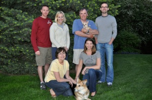 Brett Yates- Yates Family
